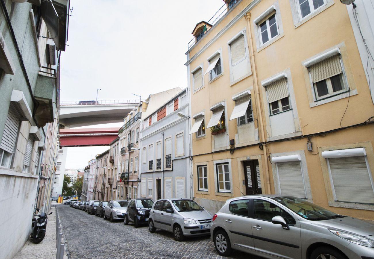 Apartamento em Lisboa - Trendy Alcantara