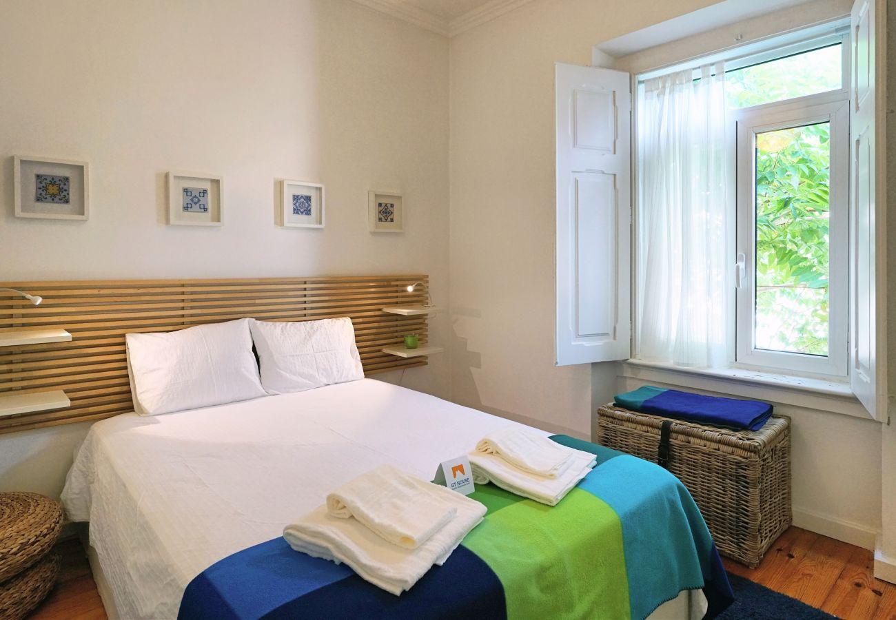 Quarto principal de apartamento para alugar em Belem | GT House