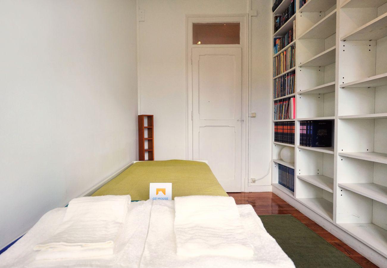 Apartamento em Lisboa - Belém Tropical Gardens