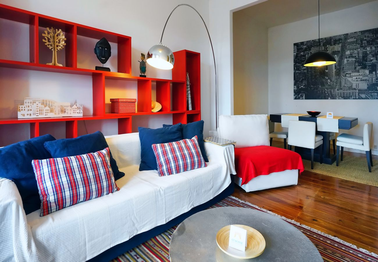 Sala de Estar de apartamento para alugar en Belem | GT House