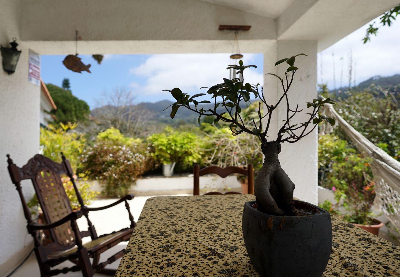 Fantástica vista da serra | Alojamento Local em Sintra