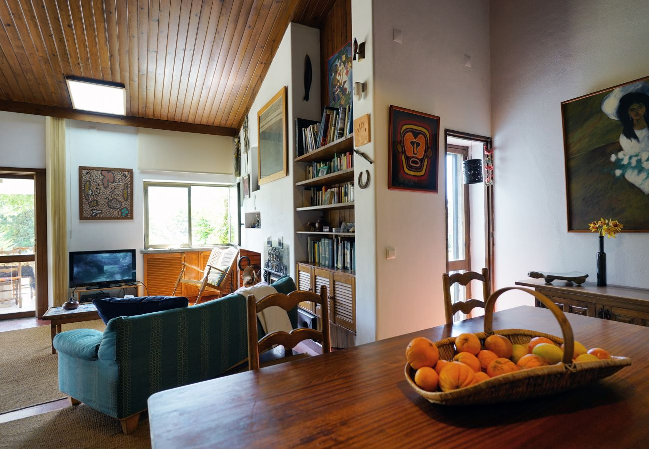 Casa em Galamares - Casa da Rampa