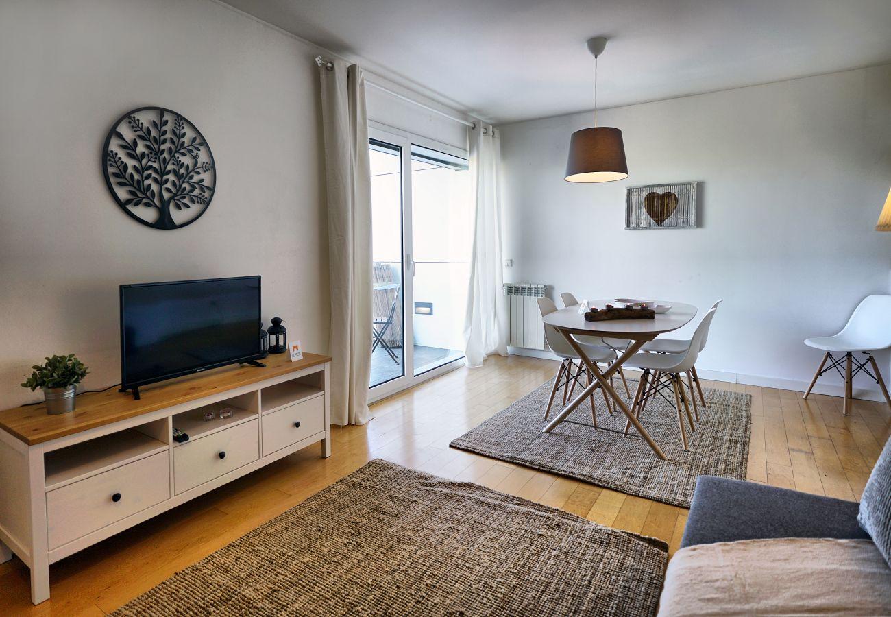 Confortável sala de estar no Parque das Nações | GT House