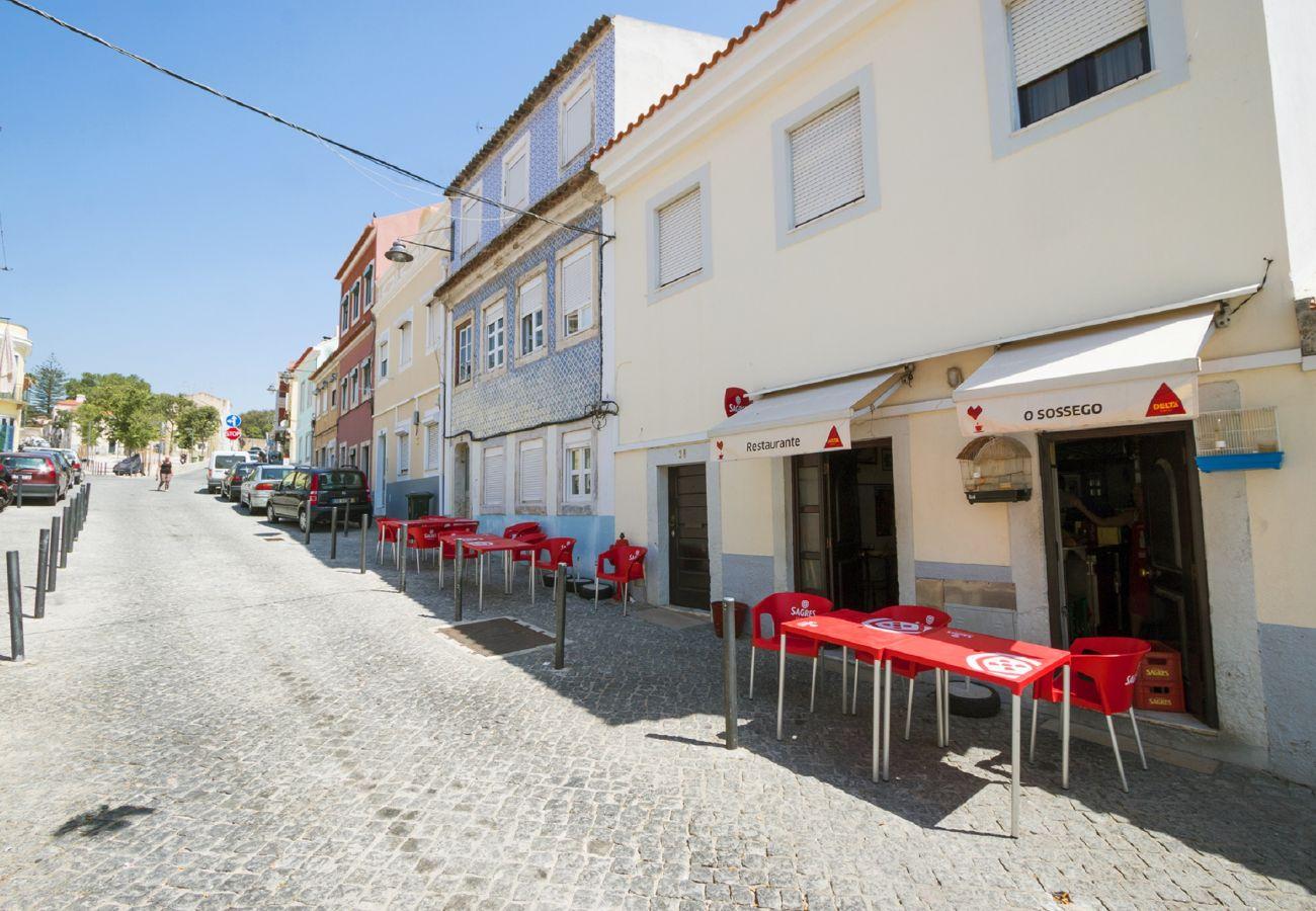 Ferienwohnung in Lissabon - Pateo da Paz