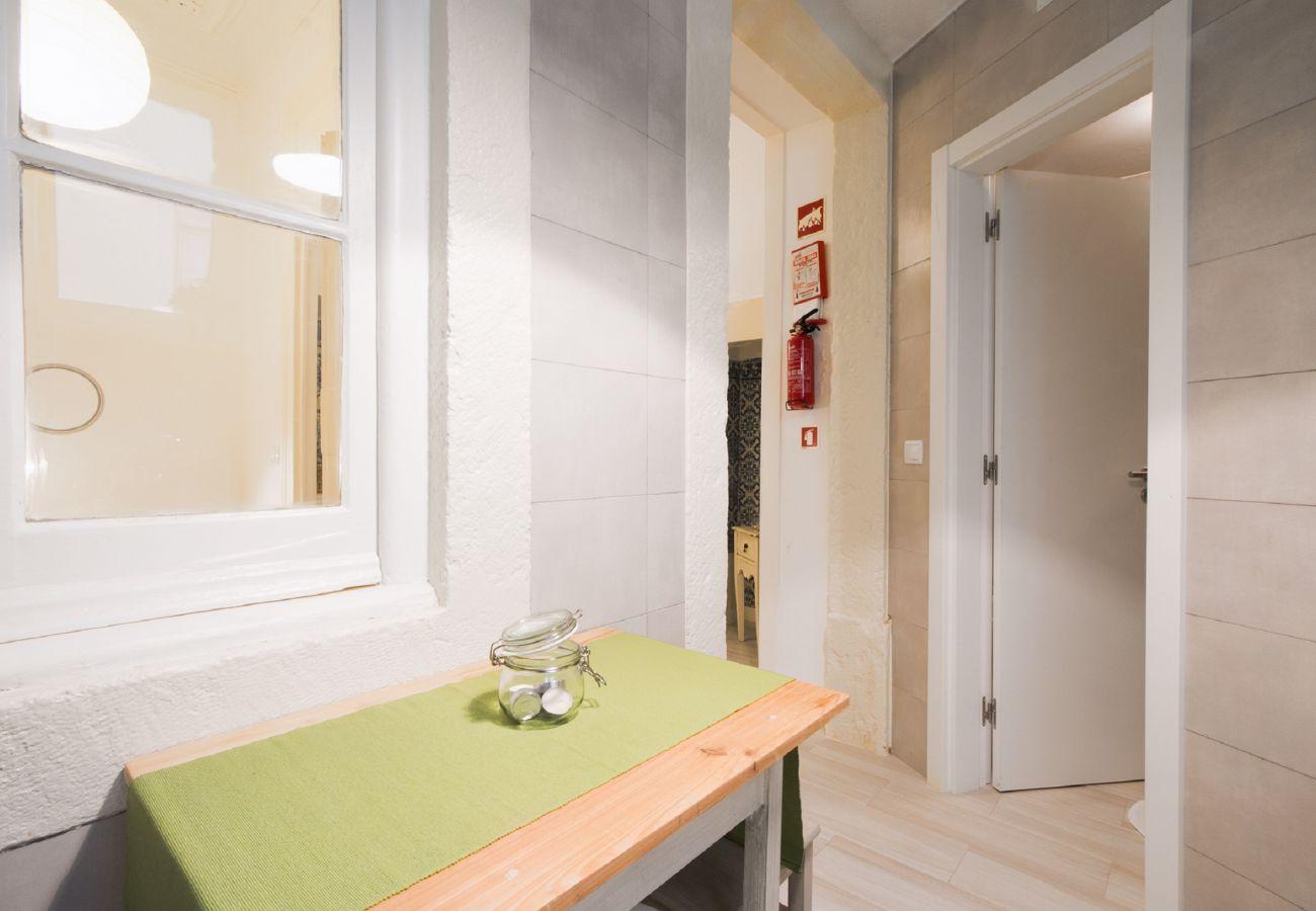 Ferienwohnung in Lissabon - Trendy Alcantara