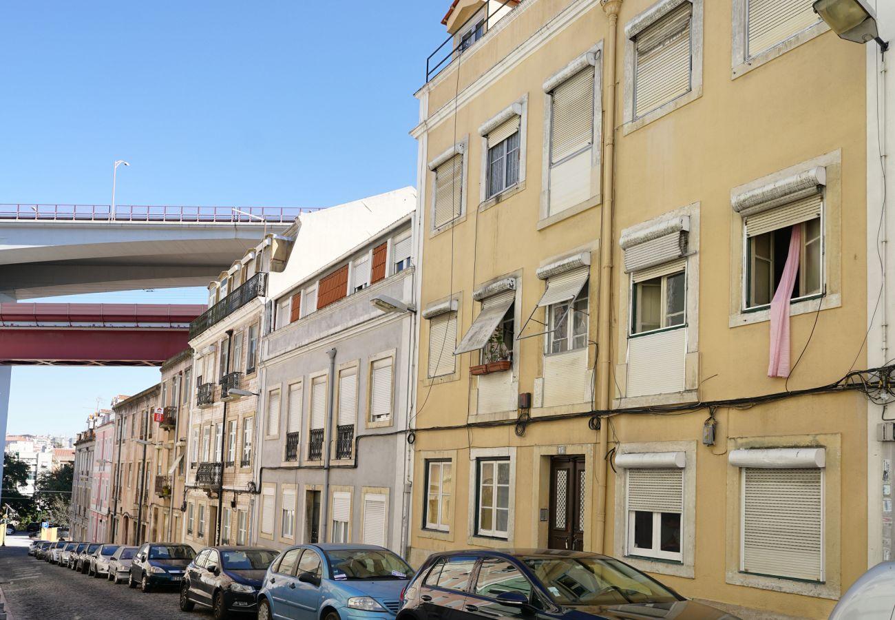 Ferienwohnung in Lissabon - Trendy Alcantara II