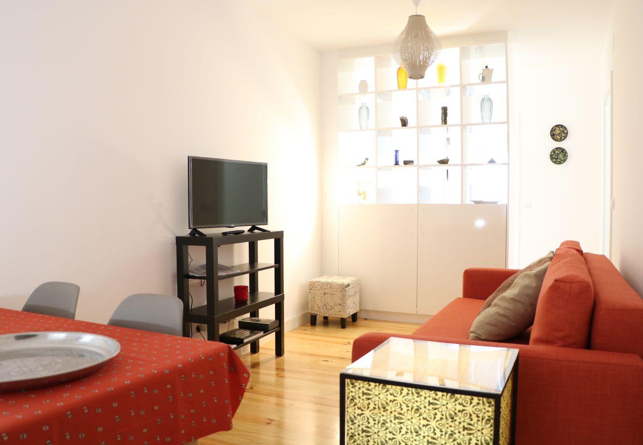 Ferienwohnung in Lissabon - Kalathos House 1 with Terrace