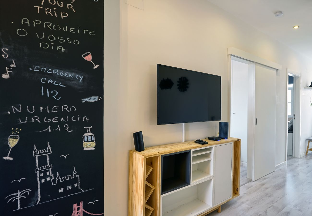 Ferienwohnung in Lissabon - Expo Oriente 2 Bedrooms by GT House