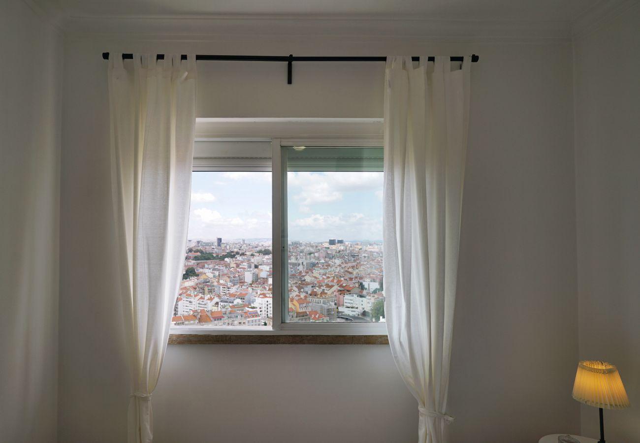 Apartment in Lisbon - Graça Panoramic View