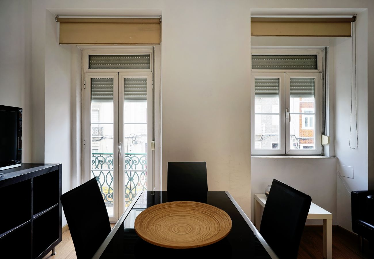 Apartment in Lisbon - Arroios 3Rooms Apartment by GT House