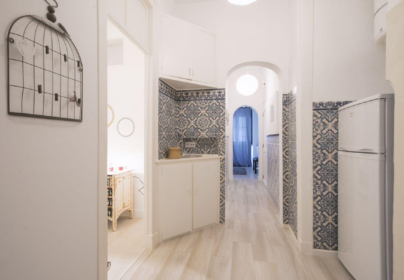 Apartamento en Alcantara para 4 personas by GT House