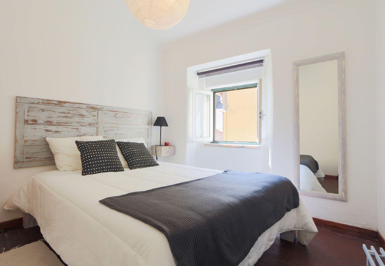 Chambre très confortable dans le quartier Ajuda | Location temporaire